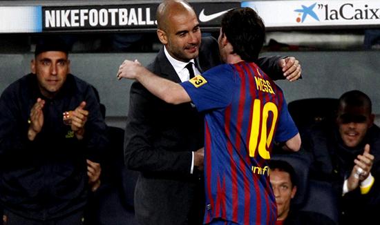Guardiola yang Masih Teringat dengan Messi