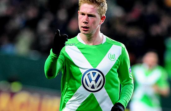 Kevin de Bruyne Akan Bertahan di Wolfsburg