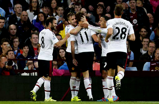 Manchester United Raih Poin Penuh
