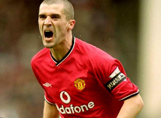 Manchester United Terus Mencari Sosok Pemain Tengah Yang Setangguh Roy Keane
