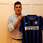Stevan Jovetic Resmi Dipinjam Inter Milan Dari Manchester City