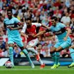West Ham United Patut Diwaspadai Setelah Sukses Menjegal Arsenal