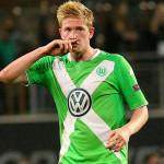 Wolfsburg Membuka Harga 50 Juta Poundsterling Untuk Kevin De Bruyne