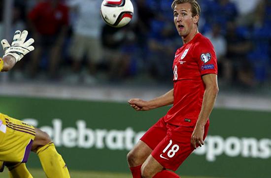 Ambisi Kane di Euro 2016 adalah Mencetak Gol Sebanyak-Banyaknya