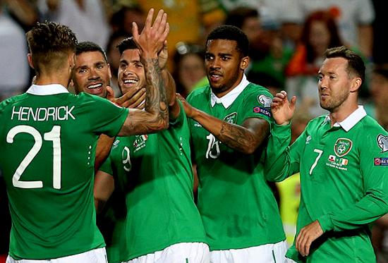 Irlandia Berpeluang Lolos Ke EURO 2016 Berkat Kemenangan Melawan Gibraltar]