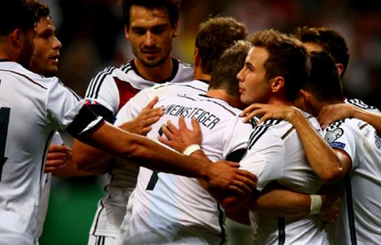Jerman Membalas Kekalahan Dari Polandia Dengan Skor 3 – 1