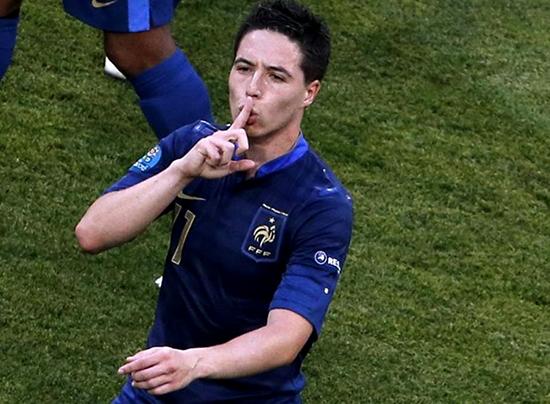 Prancis Tak Butuh Nasri di Euro 2016