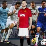 Kandidat Top Scorer Premier League 2015-2016
