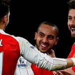 Arsenal Berpeluang Memenangkan Liga Primer Inggris Setelah Mengalahkan Manchester City