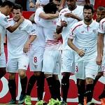 Semifinal Leg 1 Copa del Rey Sevilla vc Celta