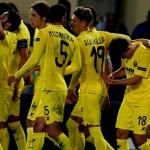 Villareal Tundukkan Napoli