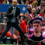 Pep Guardiola Mendapat Kritik Karena Tidak Memainkan Thomas Muller Sebagai Starter