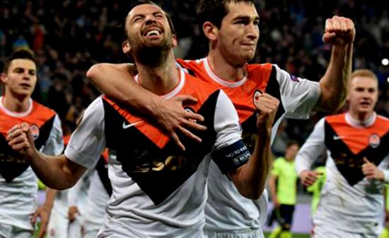 Shakhtar Donetsk Lolos Ke Semifinal Liga Eropa Setelah Menang Agregat 6 – 1 Atas Braga