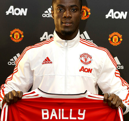 Manchester United Resmi Mendapatkan Eric Bailly Dari Villarreal