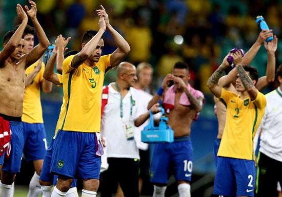 Brazil Dan Portugal Lolos; Sementara Argentina Dan Meksiko Tersingkir Dari Olimpiade