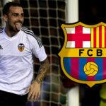 Paco Alcacer Resmi Menjadi Pemain Baru Barcelona