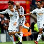 Laga Perdana Louis Van Gaal Bersama Manchester United Harus Menelan Pil Pahit Usai Kalah 2-1 Dari Swansea City