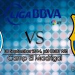 Prediksi Bola La Liga Spanyol - Villarreal VS Barcelona, 01 September 2014