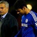 Diego Costa Dapat Pujian Berlebihan dari Mourinho