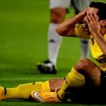 Hernrikh Mkhitaryan, Pemain yang Sering Cedera