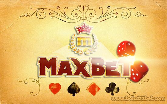MaxBet Logo bola212bet