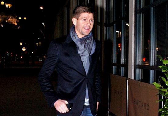 Pindah ke LA Galaxy, Steven Gerrard Tidak Menyesal