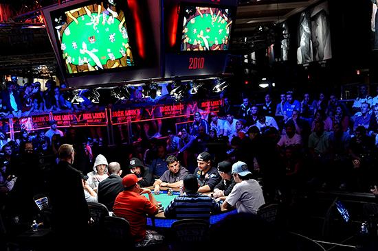 Sejarah judi poker online