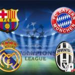 Empat Klub Terbaik Eropa Melaju ke Semifinal Liga Champions