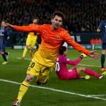 Strategi PSG Lawan Barcelona dengan 'Mematikan' Permainan Messi