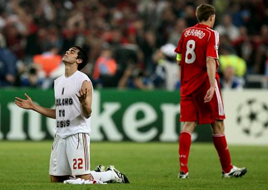 Gerrard Sudah Dinanti oleh Kaka di MLS