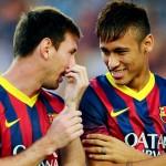 Neymar Tidak akan Bisa Menggantikan Messi
