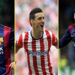 Persaingan Para Top Scorer Copa del Rey
