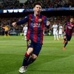 Pujian untuk Messi dari Seluruh Dunia