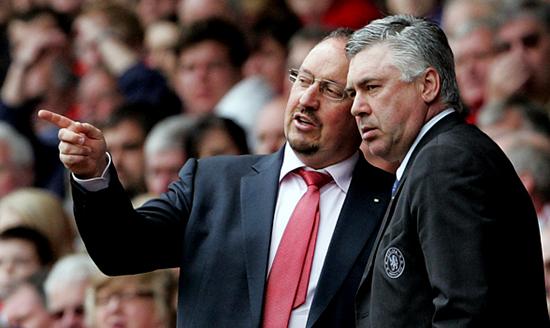 Rafael Benitez Menjadi Kandidat Kuat Manajer Real Madrid Musim Depan