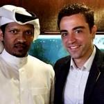 Xavi disambut Al Saad