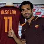 Mohamed Salah Resmi Dipinjam AS Roma Dari Chelsea