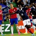 Perancis Melanjutkan Tren Positif Dengan Menang 2 – 1 Atas Serbia