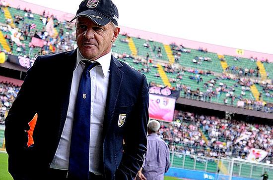 Beppe Iachini Kembali Menempati Jabatan Manajer Palermo