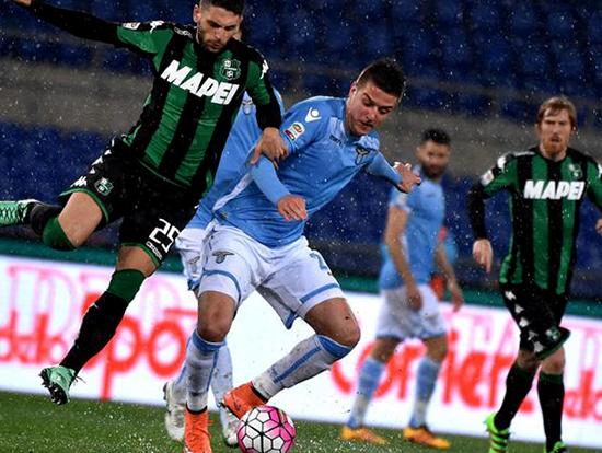 Lazio Kalah 0 – 1 Di Stadion Olimpico Dari Sassuolo