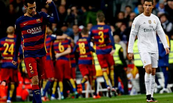 Real Madrid Dan Barcelona Bersiap Menjalani El Clasico Jilid 2
