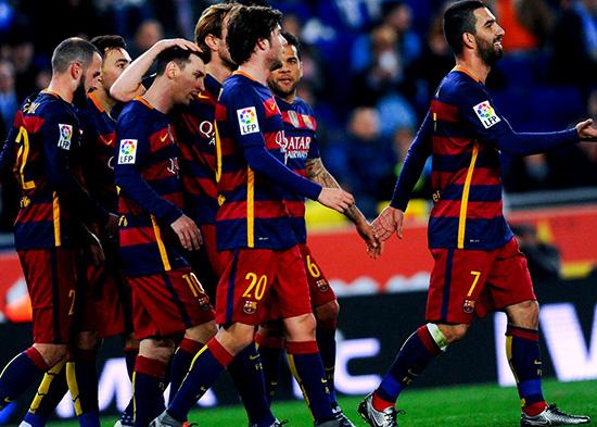 Perburuan Calon Bek Baru Barcelona